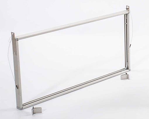 Aluminium Frames for your Signage