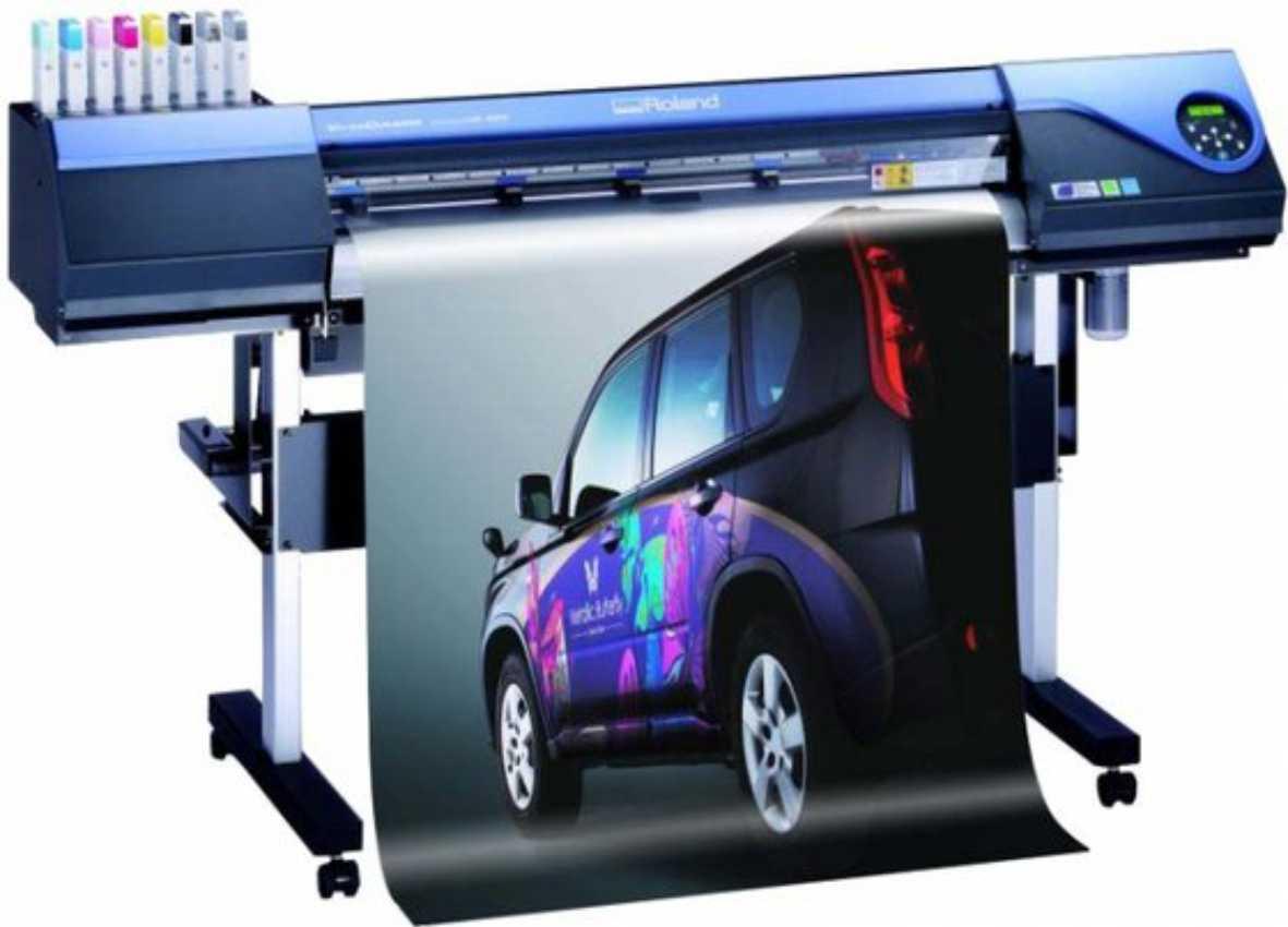 Digital Printing the Metal Signs way