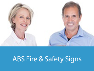ABS Fire and Safety Signs