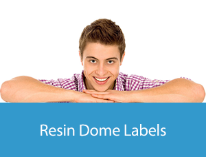 Resin Dome Labels